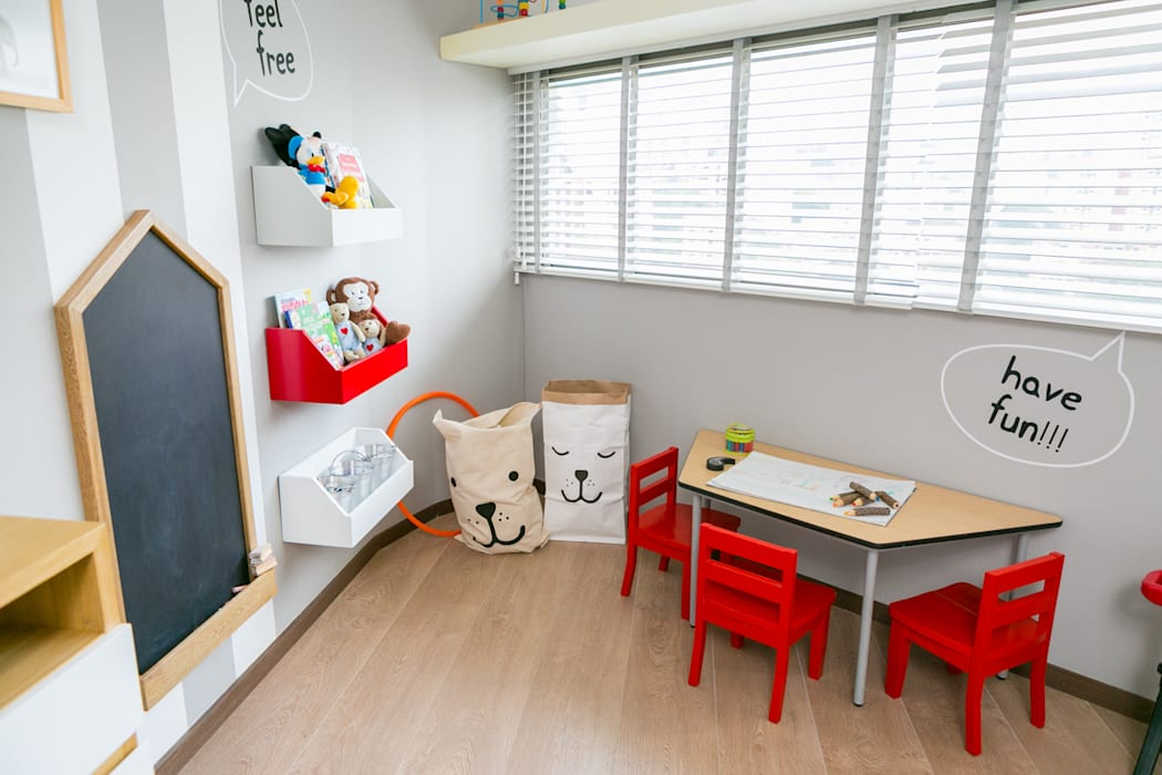 Kinderkamer door Little One