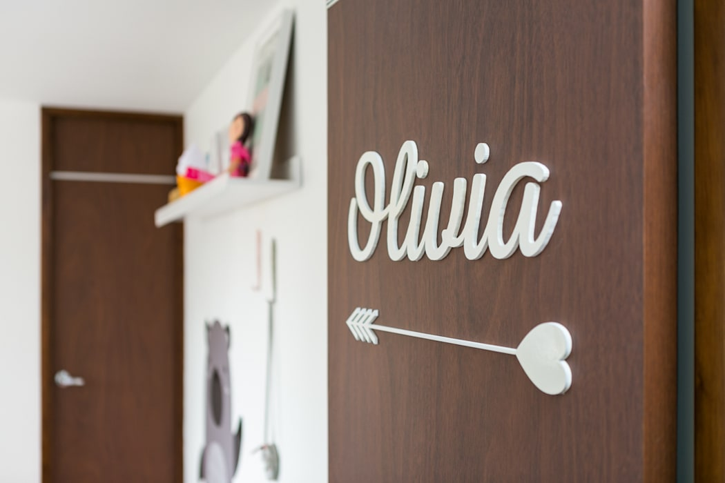 Little One Eclectic style nursery/kids room