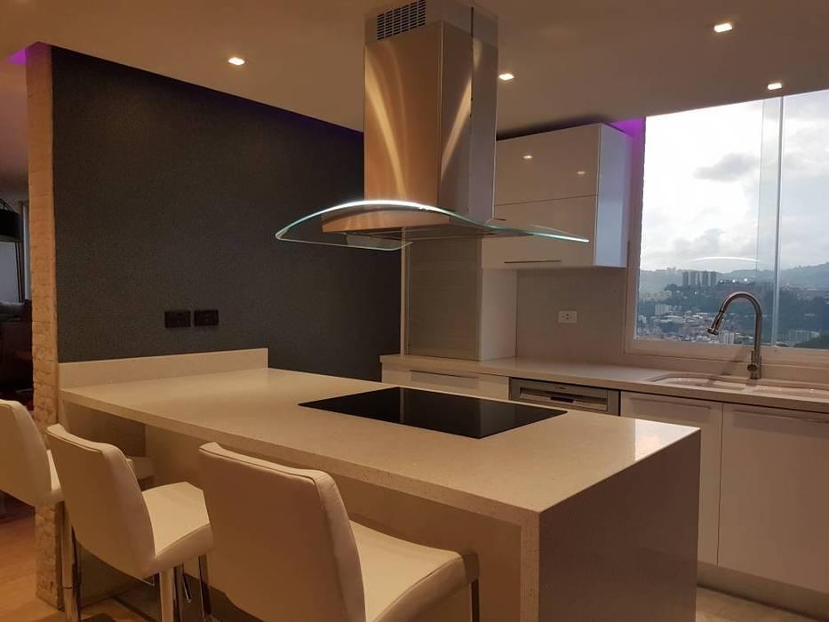 Grupo Madea KitchenBench tops Quartz White