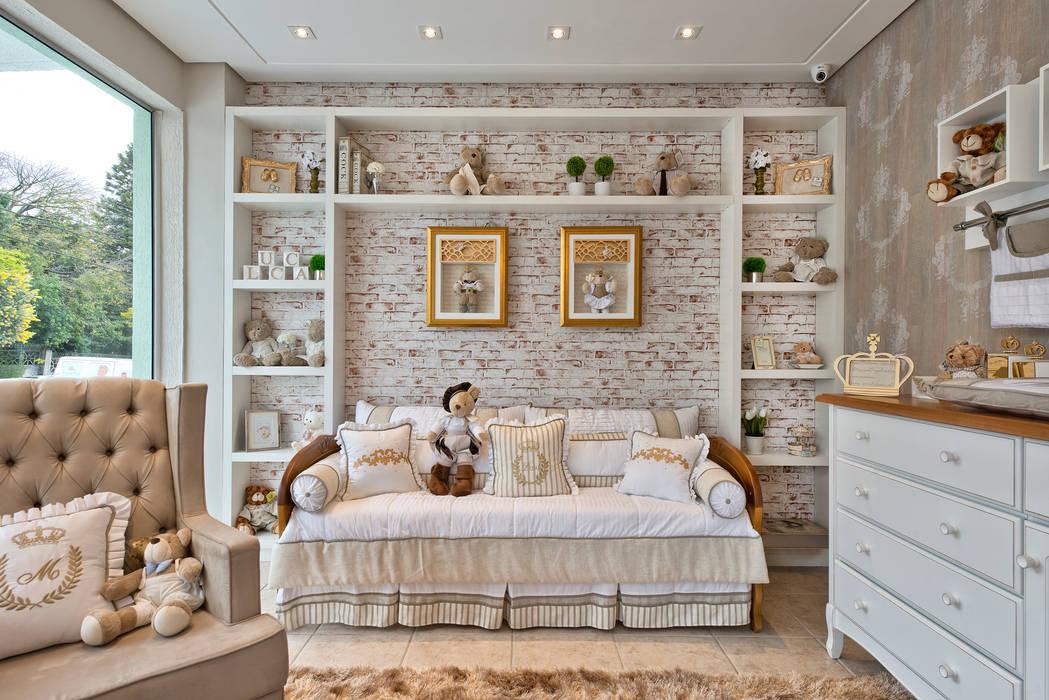 Dormitorios infantiles de estilo  por KIDS Arquitetura para pequenos,
