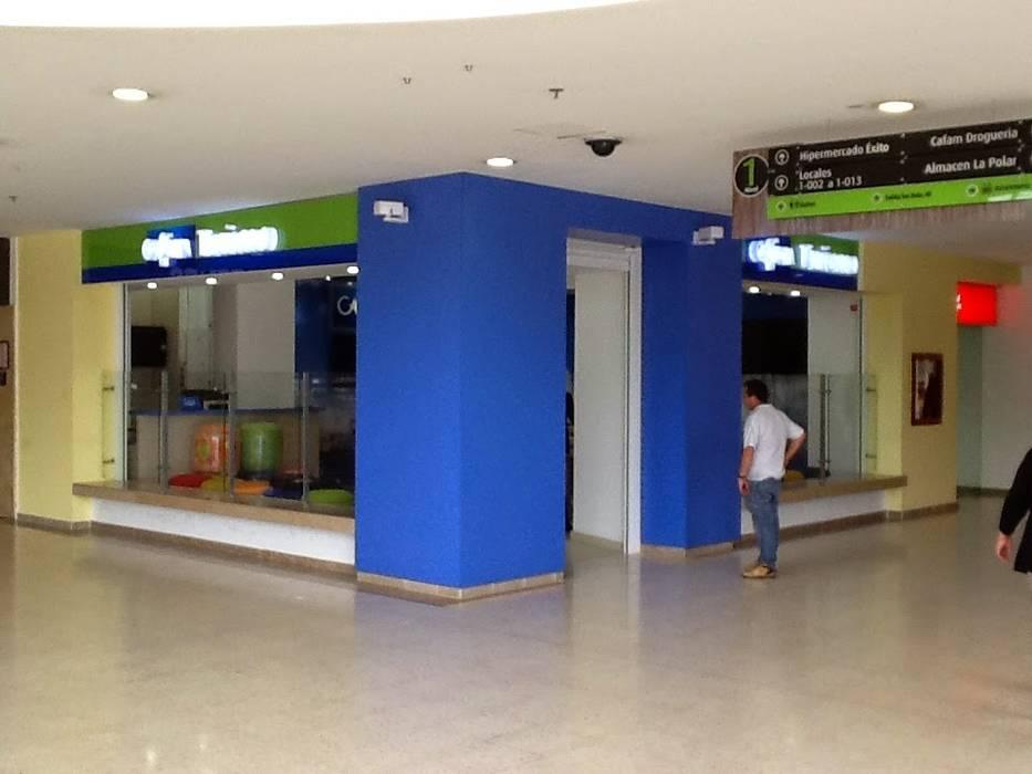 CAFAM - Central de Reservas Hoteleras de ConstruKapital