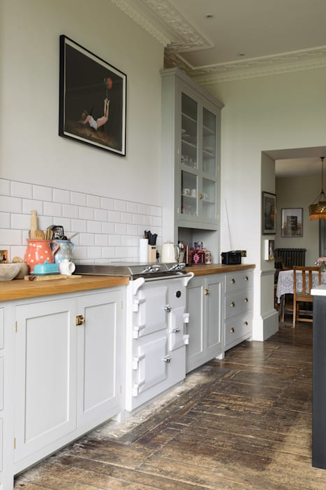 The Frome Kitchen by deVOL:  Kitchen by deVOL Kitchens
