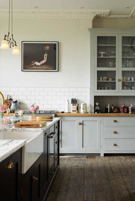 The Frome Kitchen by deVOL:  Kitchen by deVOL Kitchens