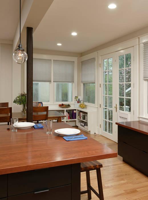 BOWA - Design Build Experts Nhà bếp phong cách hiện đại