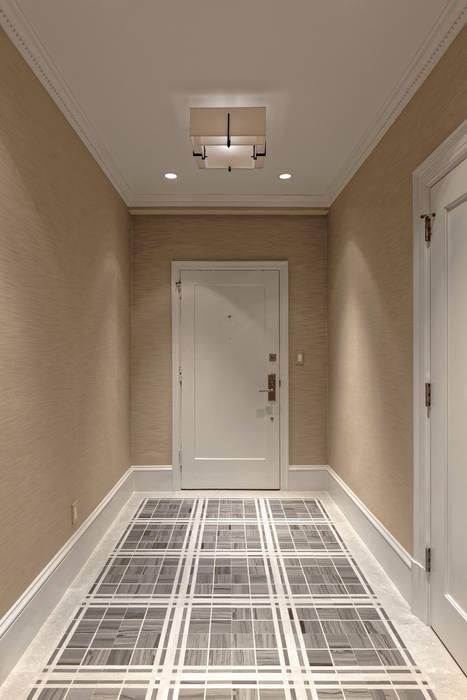 Luxury Kalorama Condo Renovation in Washington DC BOWA - Design Build Experts راهرو