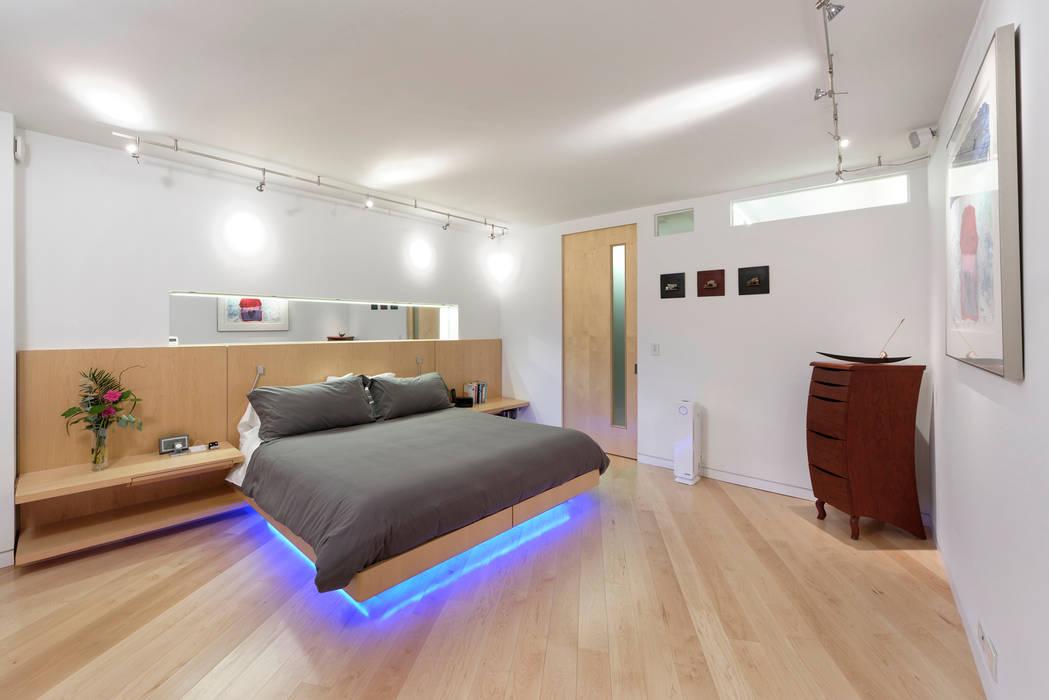 모던스타일 침실 by BOWA - Design Build Experts 모던
