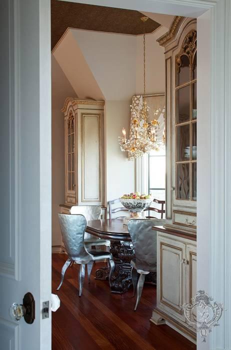 Cocinas de estilo  por Kellie Burke Interiors, Clásico