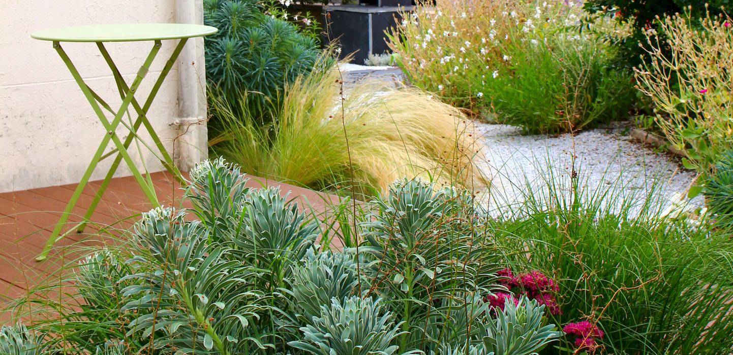 Mediterranean style garden by Constans Paysage Mediterranean