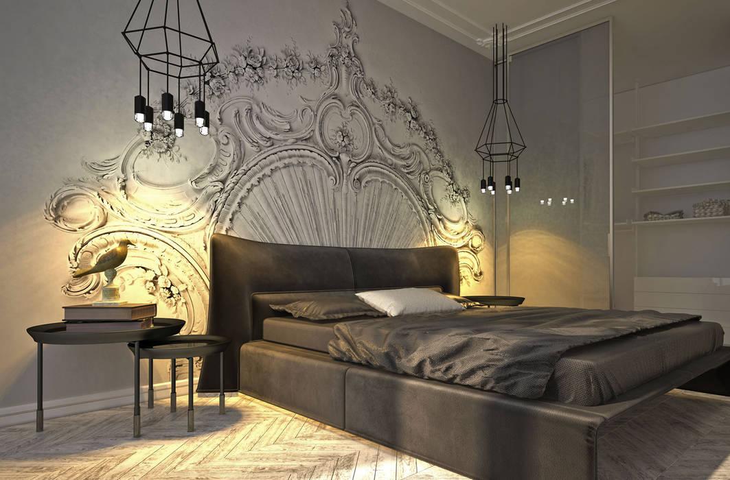 Industriale schlafzimmer von u-style design studio ...