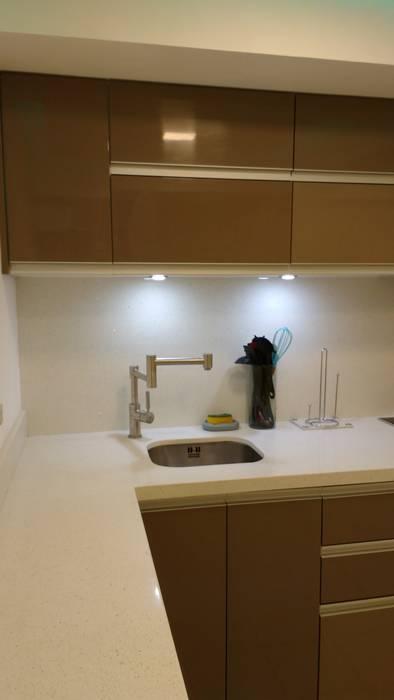 Remodelación Cocina:  de estilo  por Alicia Ibáñez Interior Design,