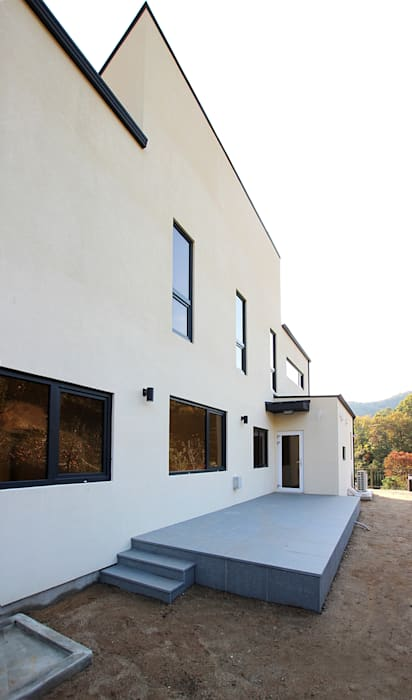 청원로이하우스: 로이하우스의  주택