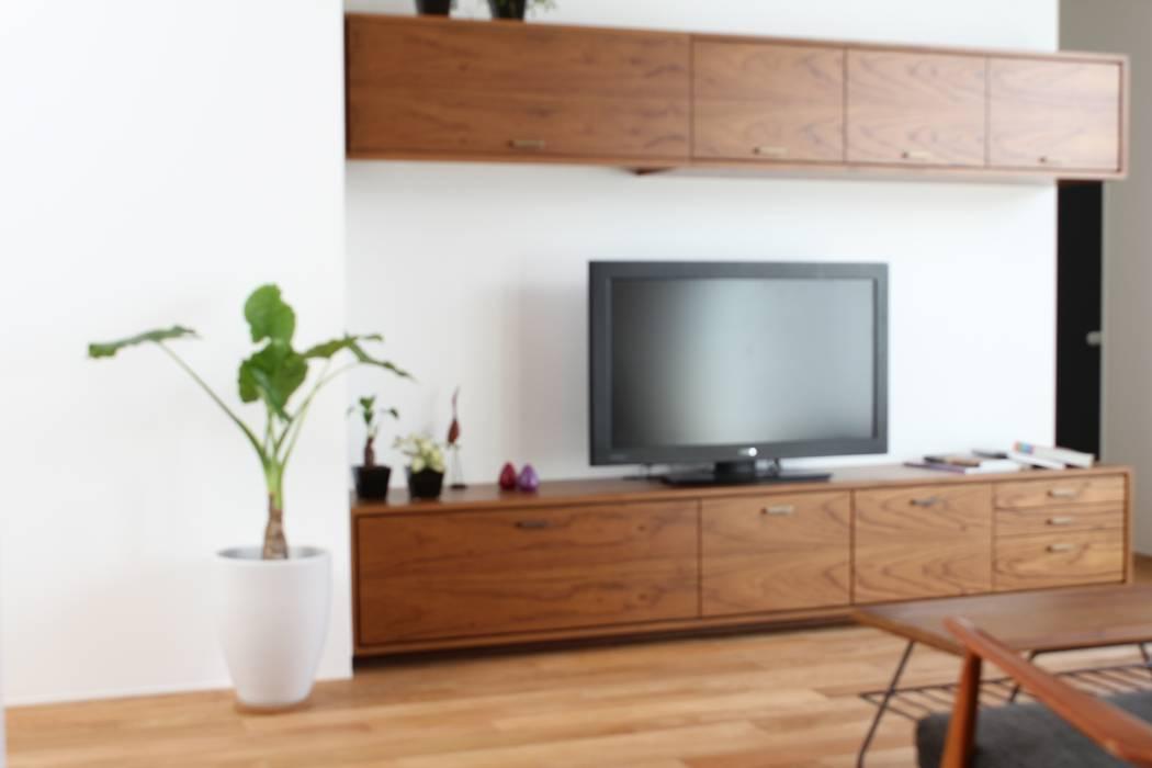 コト WohnzimmerAufbewahrung Holz Holznachbildung