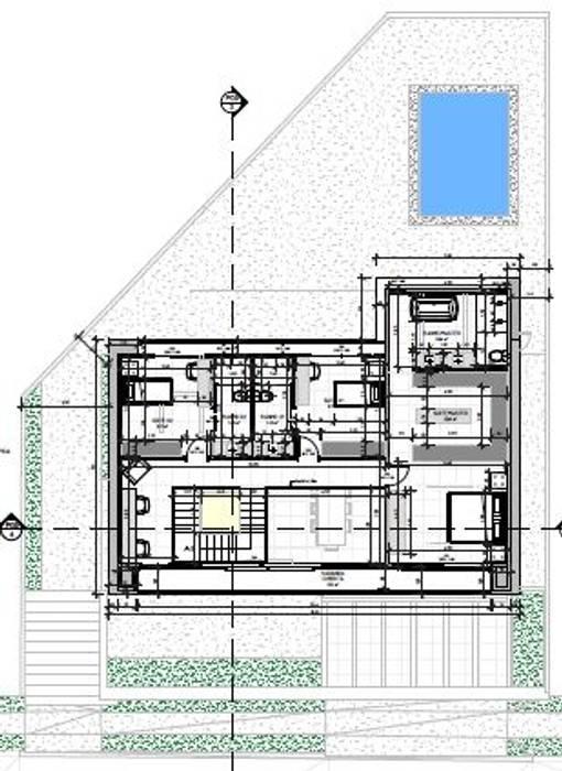 adnssouza arquitetura e interiores Case moderne