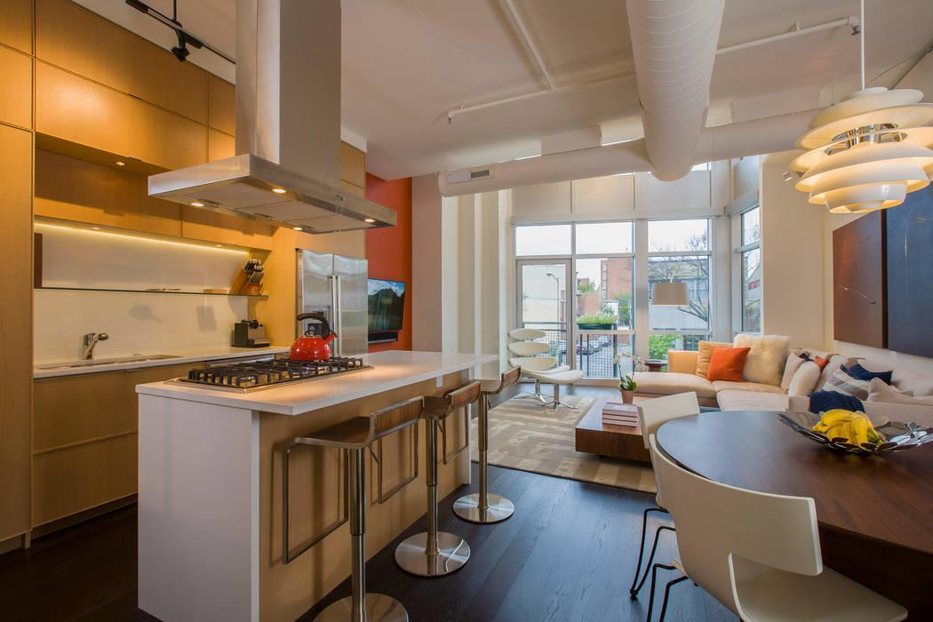 FORMA Design Inc. Dapur Modern