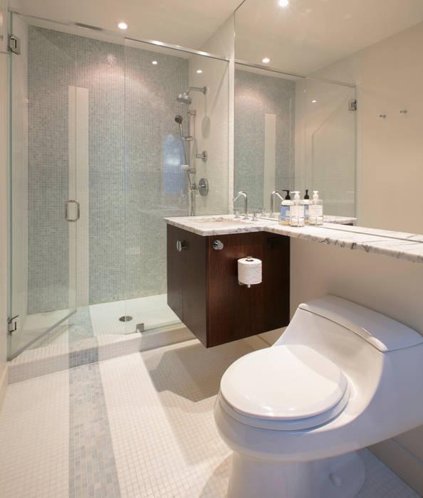 Spring Valley Residence FORMA Design Inc. Modern Bathroom