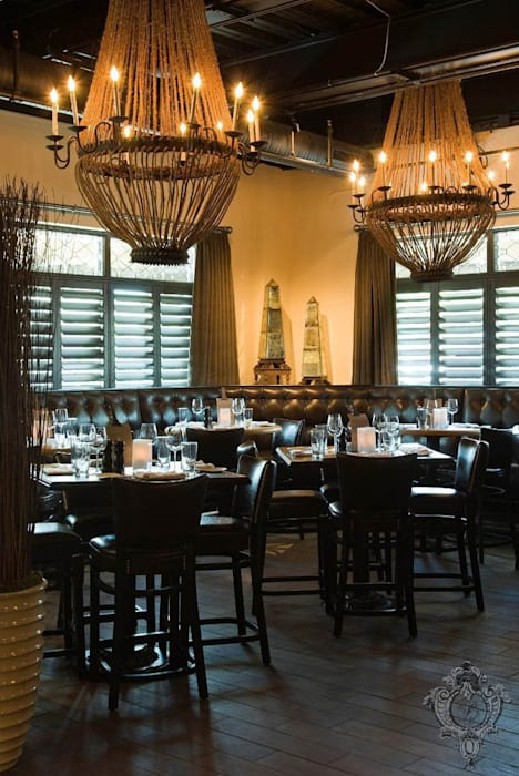 Restaurant Kellie Burke Interiors Commercial Spaces