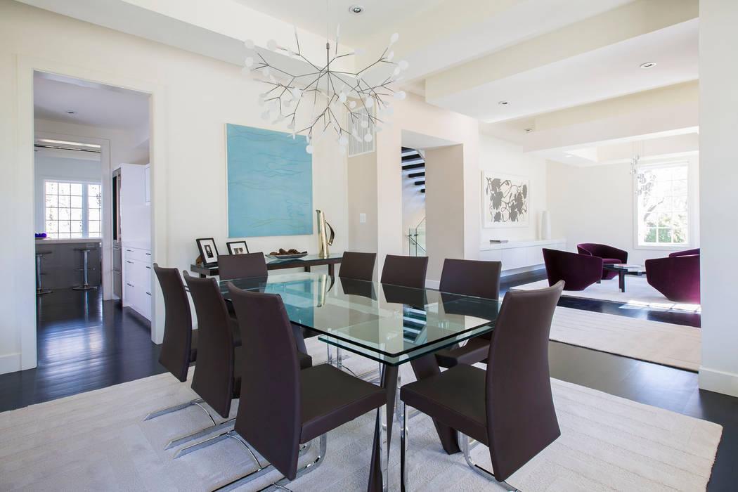 Ruang Makan Modern Oleh FORMA Design Inc. Modern