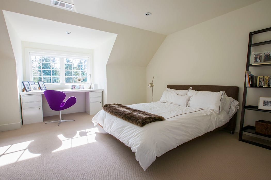 Craftsman Modern Modern Bedroom by FORMA Design Inc. Modern