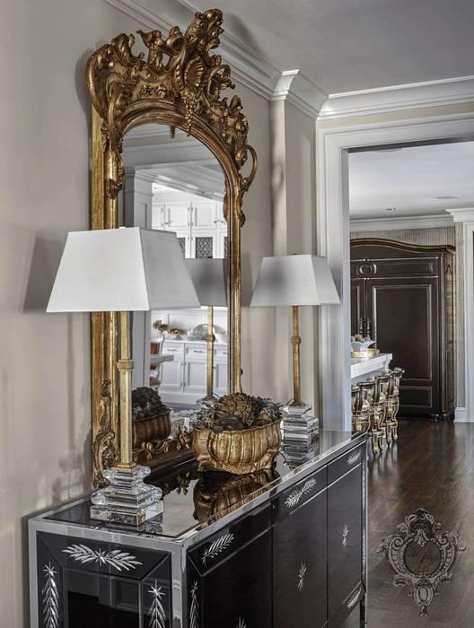 Koridor & Tangga Klasik Oleh Kellie Burke Interiors Klasik