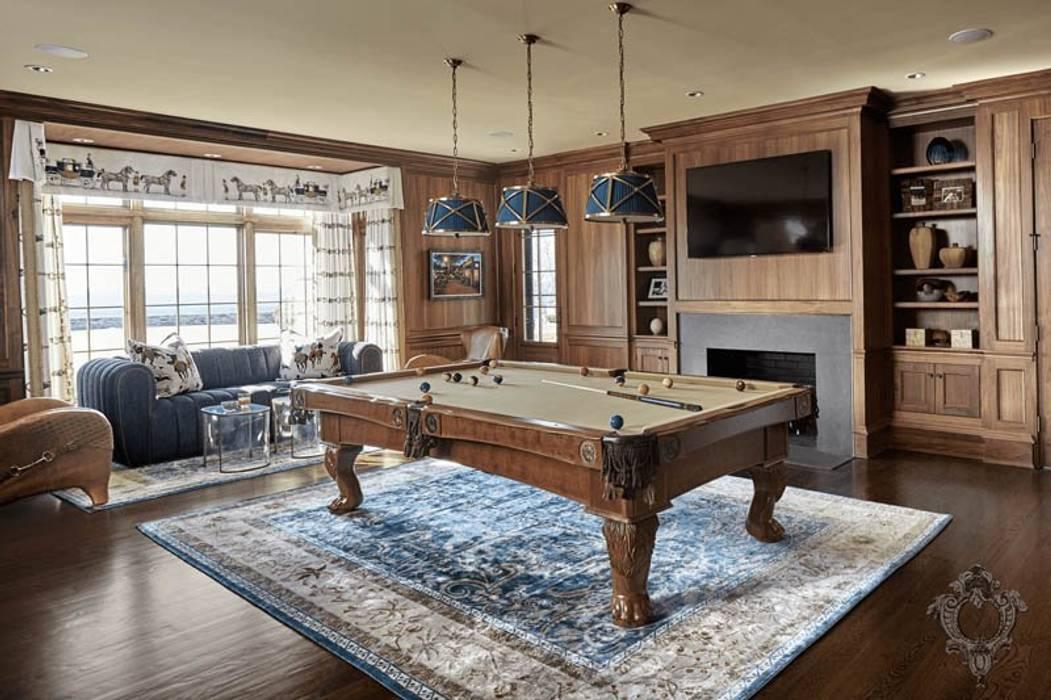 Bar Room by Kellie Burke Interiors Classic