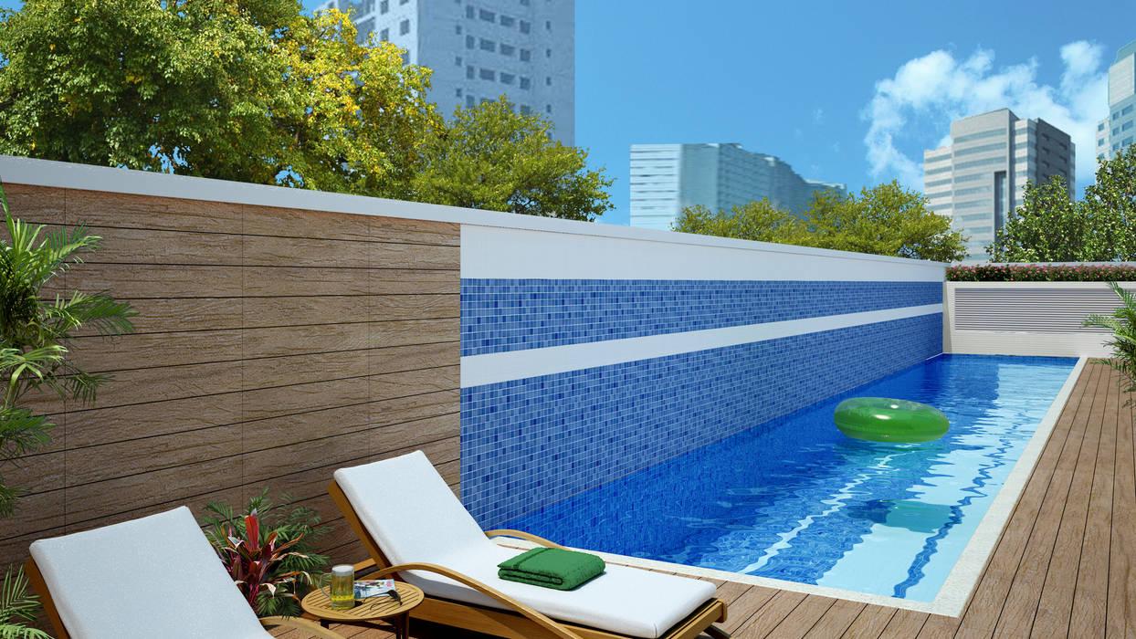 Pool by Juliana de Sá Arquitetura e Design