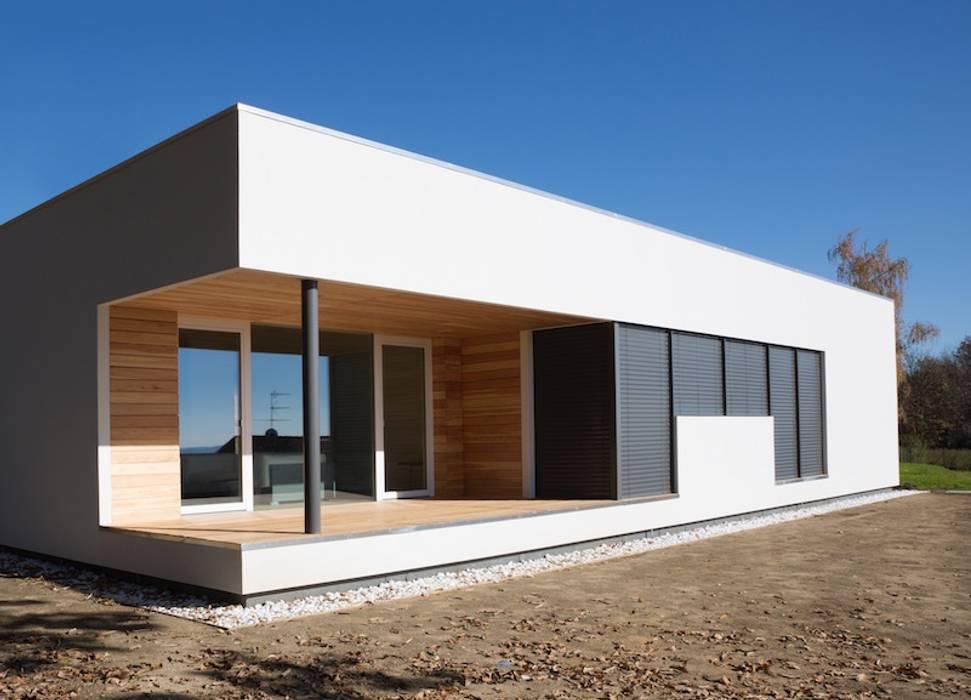 Casa MM Case moderne di Studio Ecoarch Moderno