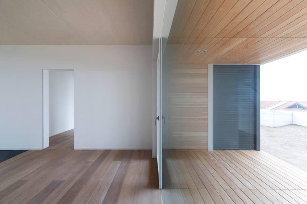 Casa MM Studio Ecoarch Soggiorno moderno
