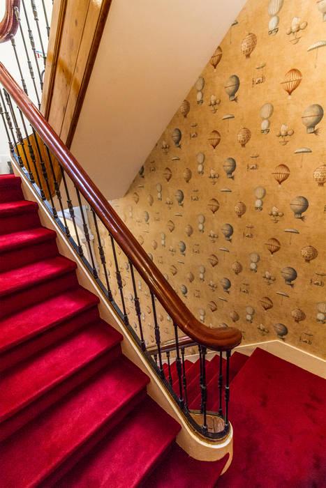 Hoteles de estilo ecléctico de Sizz Design Ecléctico