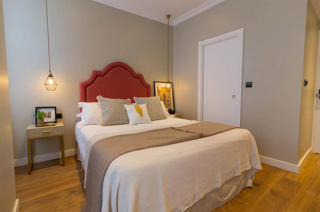 Bairro Alto Suites Hotel Hotéis eclécticos por Sizz Design Eclético