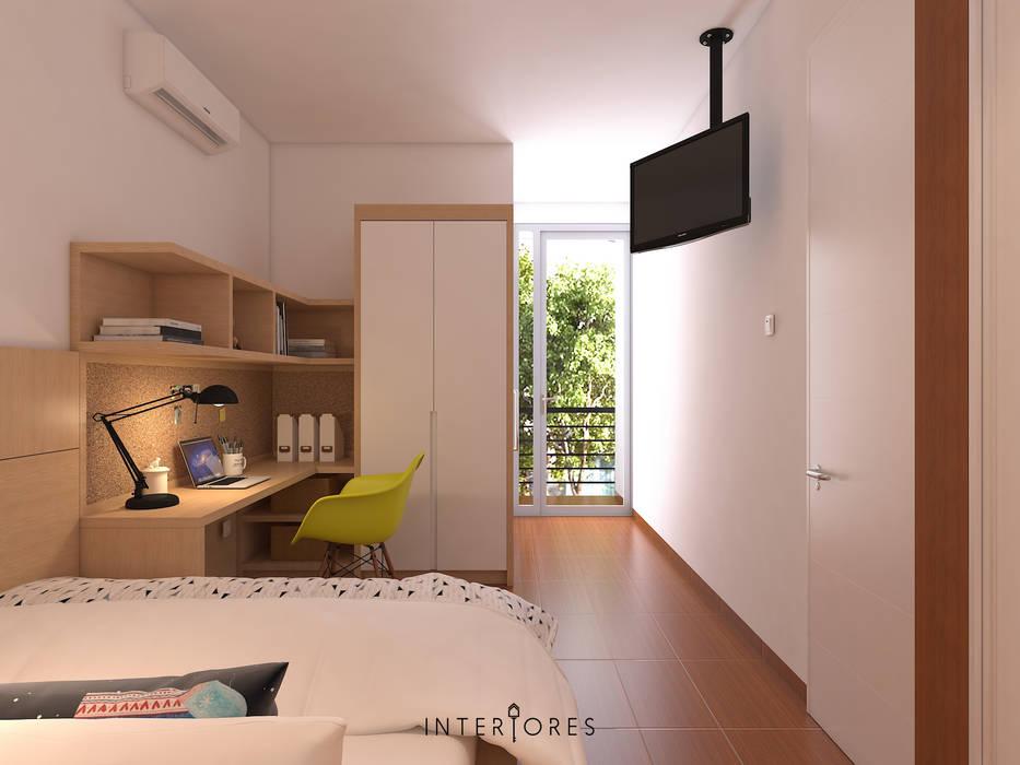 by INTERIORES - Interior Consultant & Build,