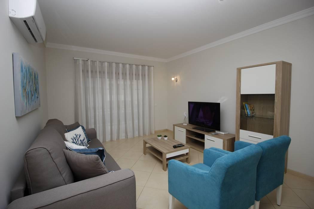 H&P Mobiliário e Decoração Living roomSofas & armchairs Tekstil Grey