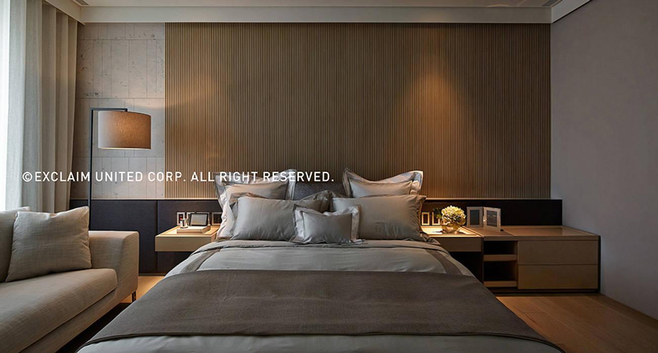 Dormitorios de estilo  de 京璽國際,