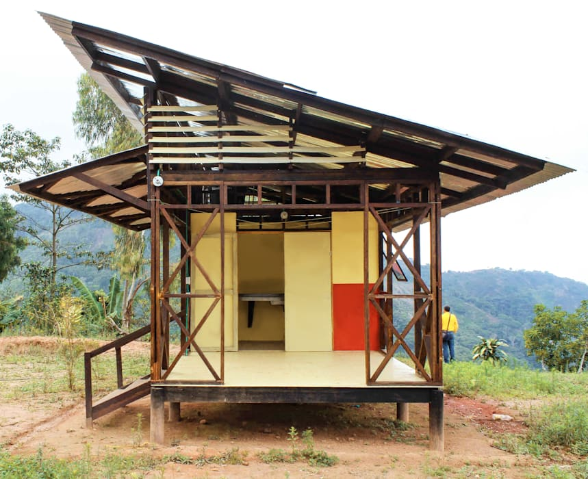 Prefabricated Home by Ensamble de Arquitectura Integral