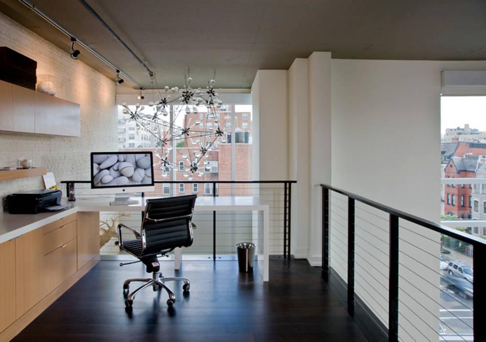 FORMA Design Inc. اتاق کار و درس