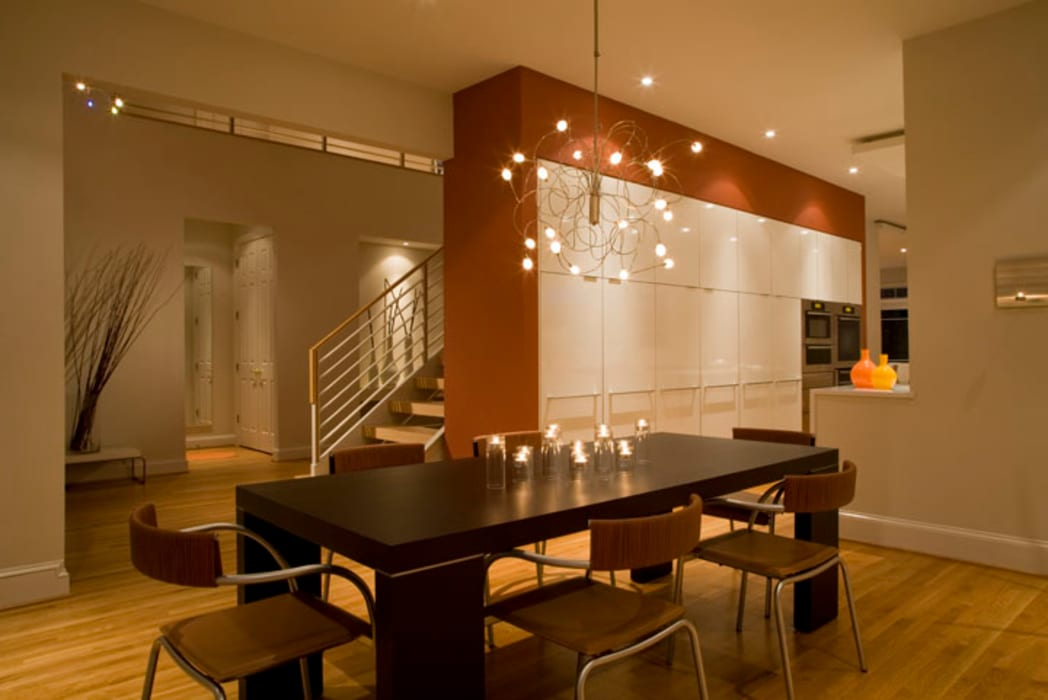 Modern dining room by FORMA Design Inc. Modern