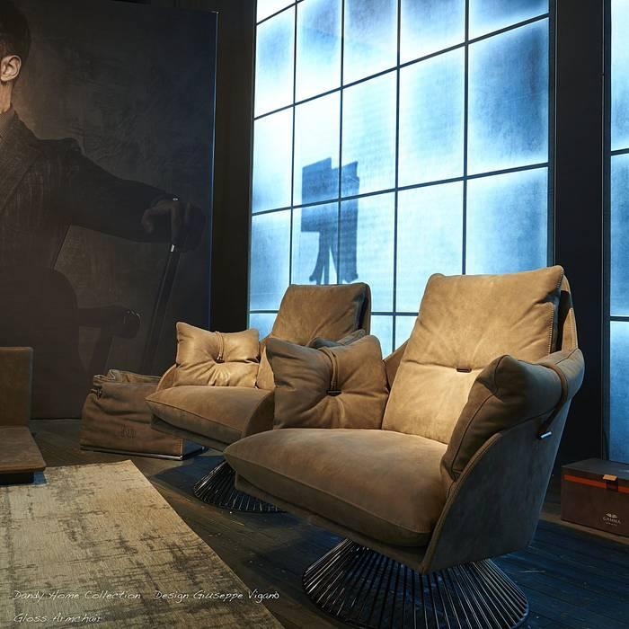 Salon de style  par H&P Decorações