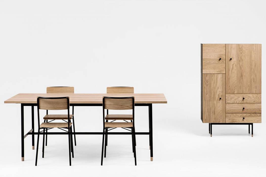 Woodman Mobel Im Skandinavischen Stil Esszimmer Von Gavle Gmbh