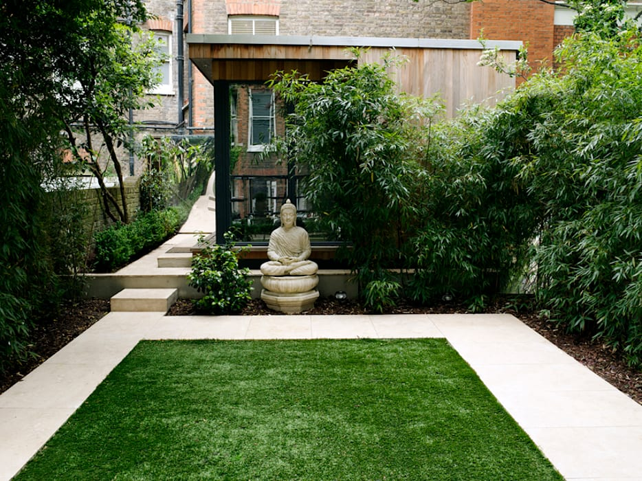 Garden Office:  Garden by Earth Designs