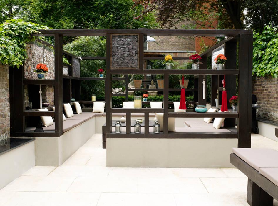 Garden Room:  Garden by Earth Designs