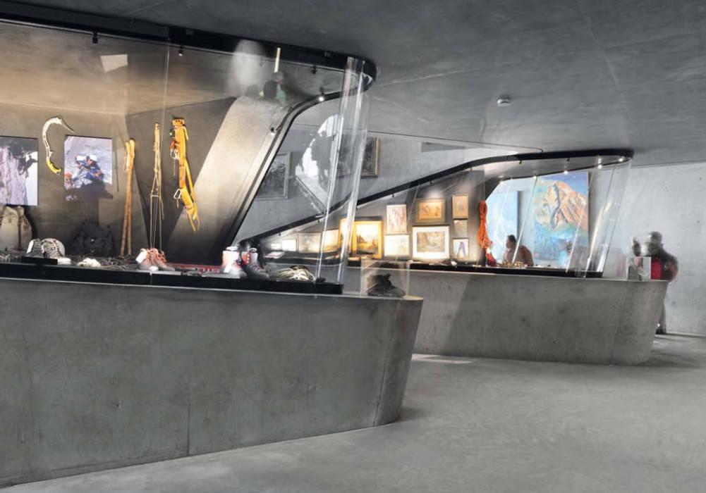 Projekty,  Muzea zaprojektowane przez Fermox Solutions ,