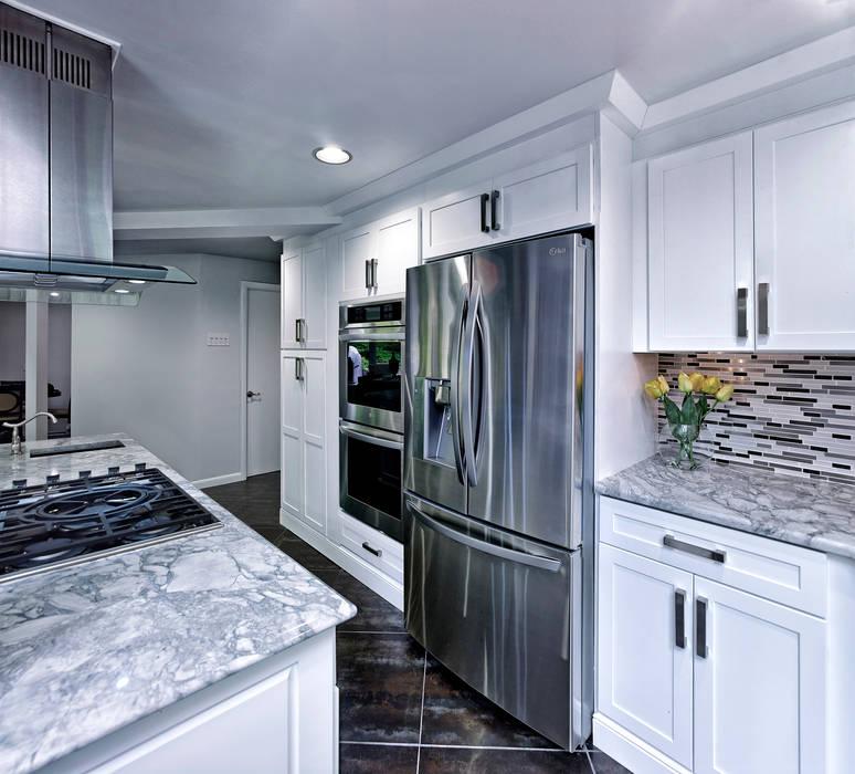 2014 Coty Award Wining Kitchen:  Kitchen by Main Line Kitchen Design