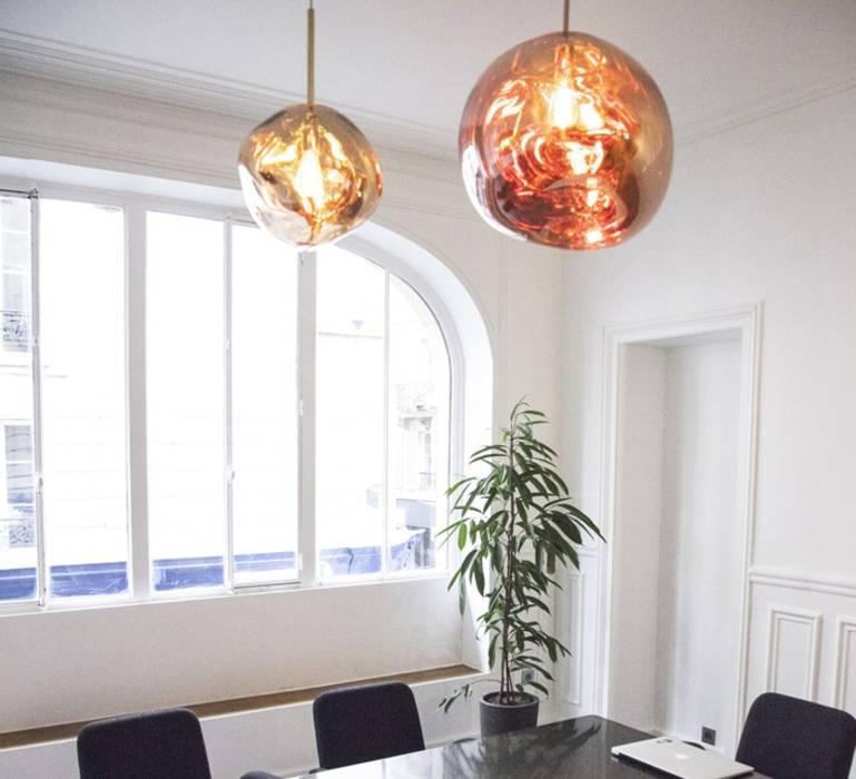 MOBISKILL, Paris: Bureaux de style  par NEDGIS