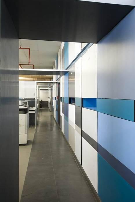 Passage Studio - Architect Rajesh Patel Consultants P. Ltd Commercial Spaces