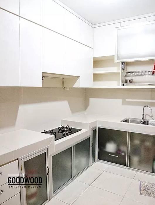 Minimalist Look Kitchen The GoodWood Interior Design Dapur Minimalis