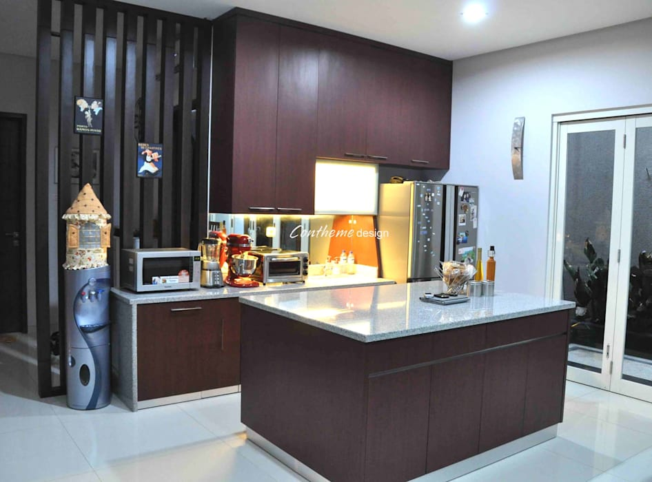 Contheme Design КухняШафи і полиці