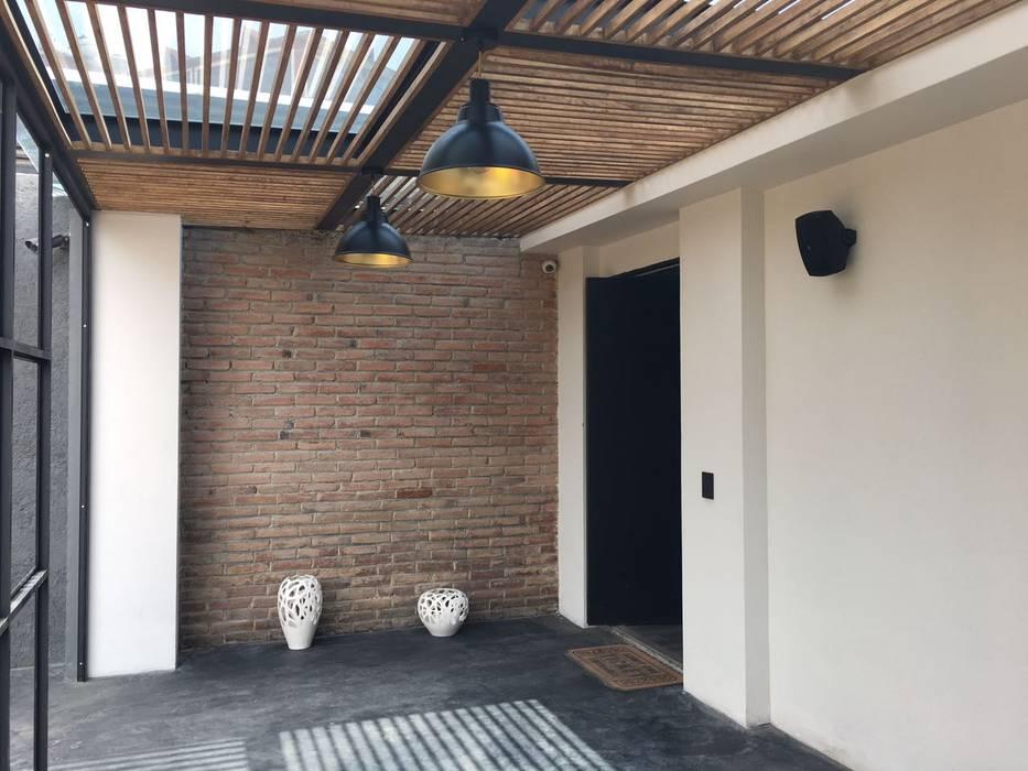 Lean-to roof by Berkana Shop