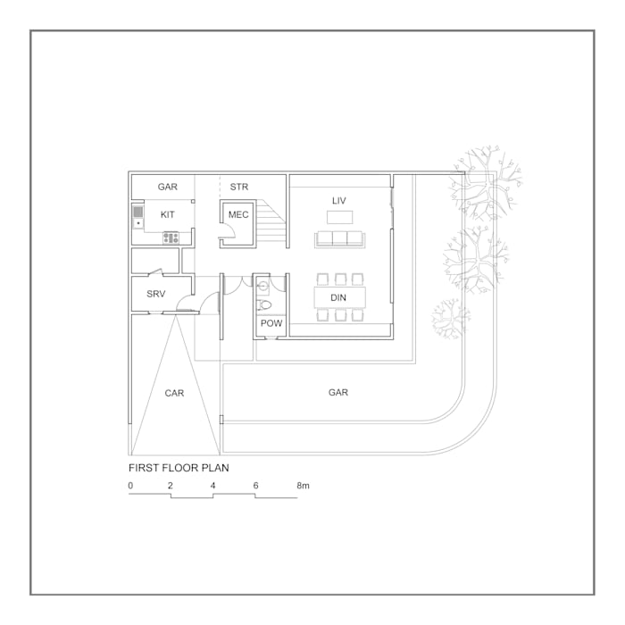 極簡主義  by studiopapa, 簡約風
