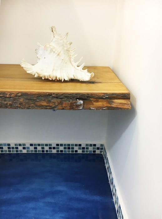 archielle Mediterranean style bathroom