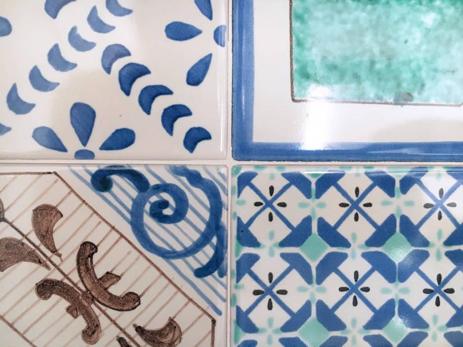 archielle Mediterranean style kitchen