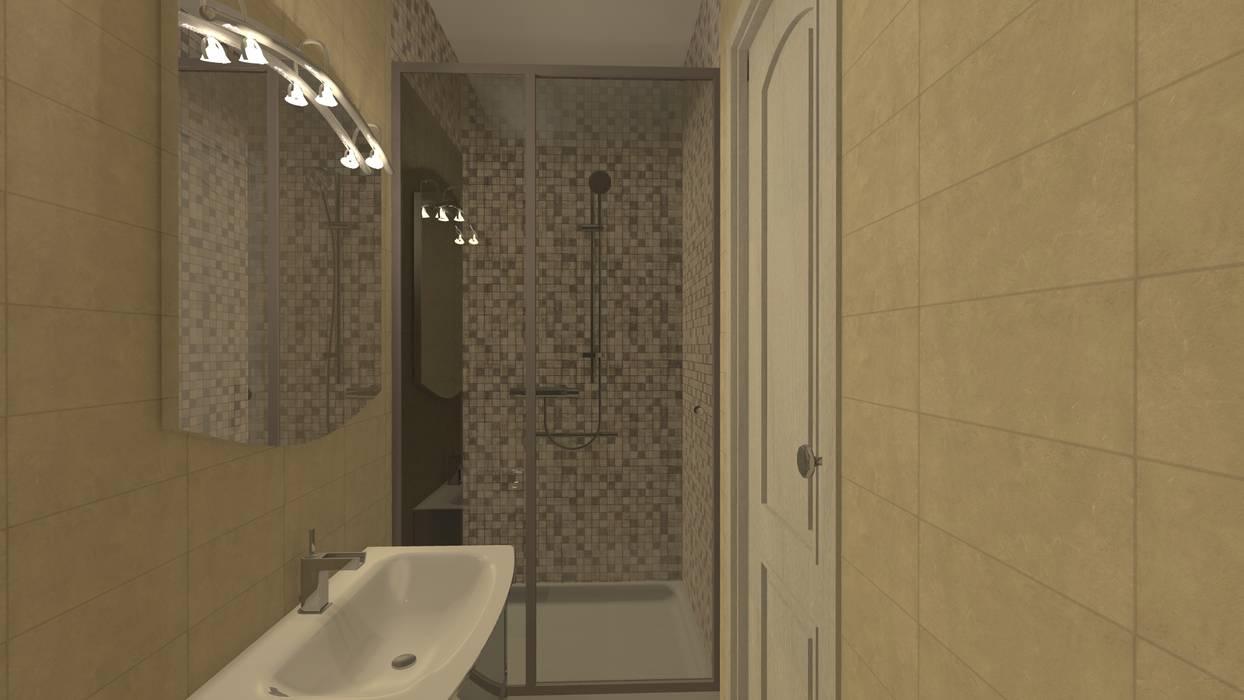 modern Bathroom by Sergio Nisticò